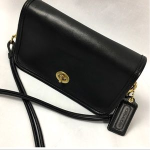 Coach Ltd Ed Classic Collection Crossbody 17994